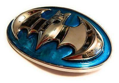 Classic Batman full metal Marine Blue and cosplay