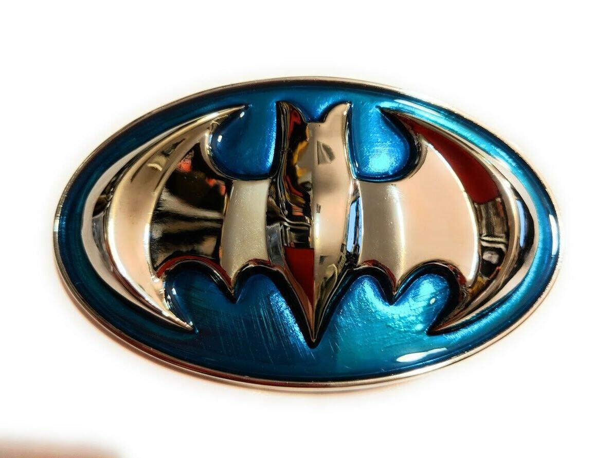Classic Batman buckle styles ! DC Comics !USA