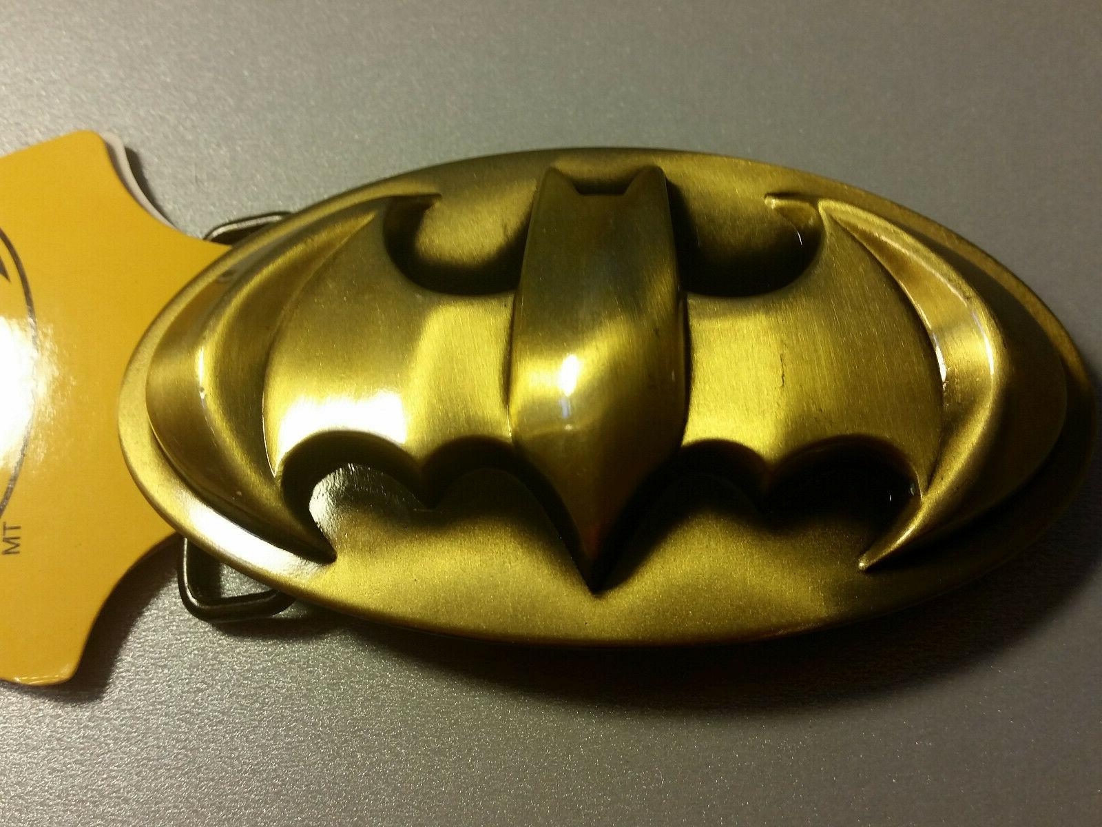 Classic Batman belt buckle many DC cosplay !USA