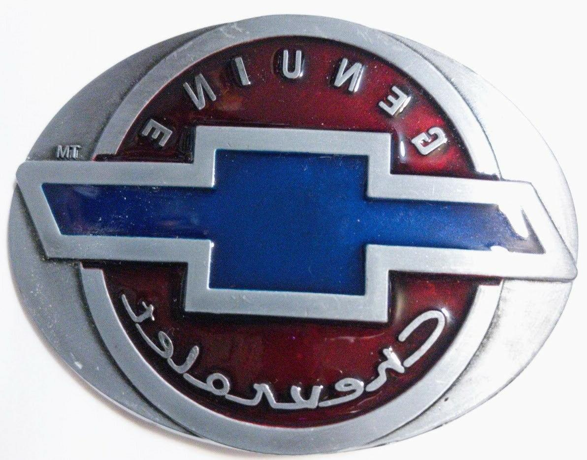 Classic CHEVY Belt Collectible CHEVY RACING Beautiful