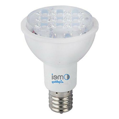 Daylight 4w R14 Bulb LED bulb E17 Light Bulb Reflector 25 -
