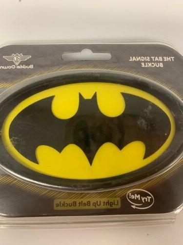 DC Batman Belt Buckle Bat USB