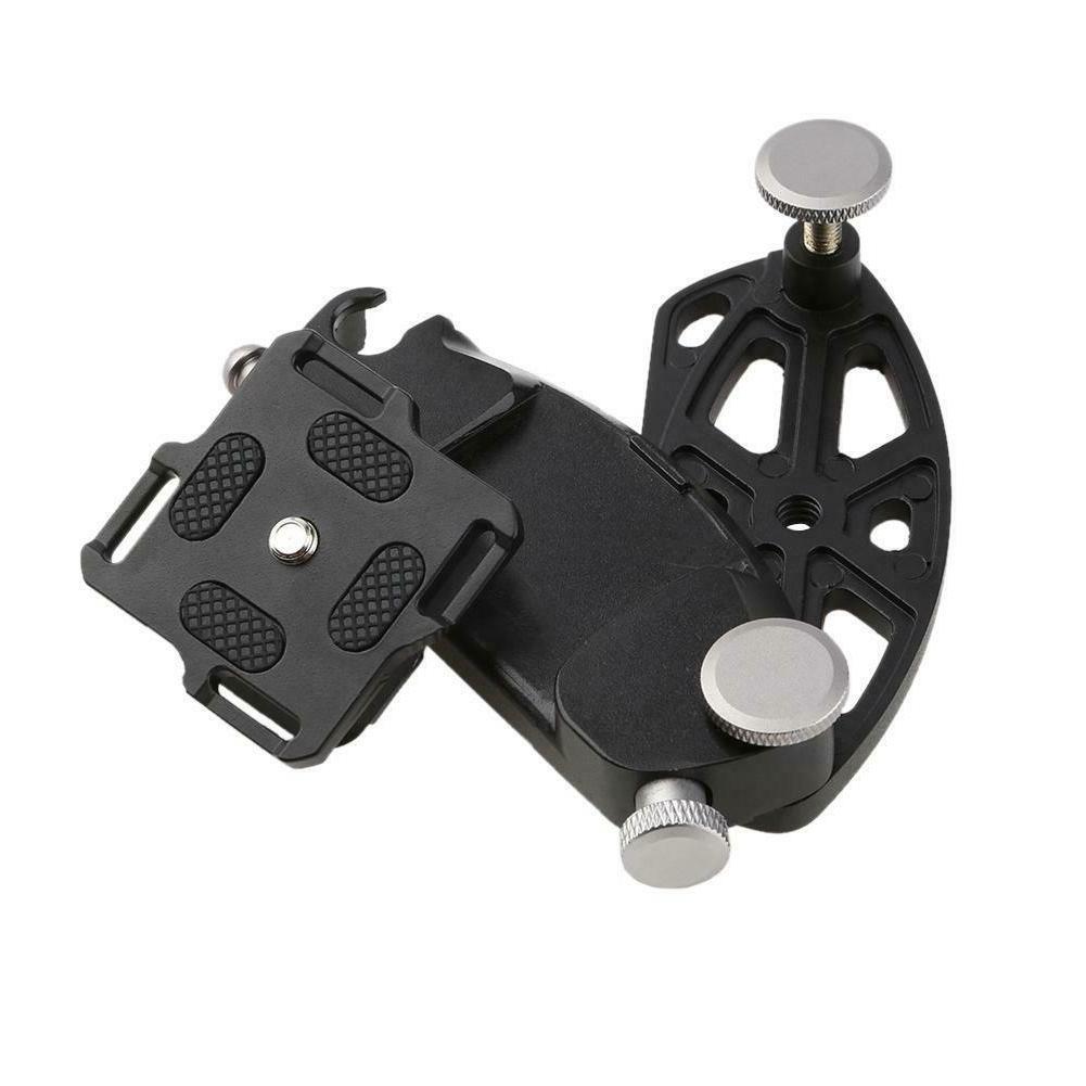 DSLR Camera Mount Clip Adapter Quick Release Waist Belt Holder