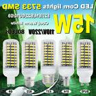 E27/B22/G9 Brighter 5733 LED Corn Bulb Warm/Cool White Lampa