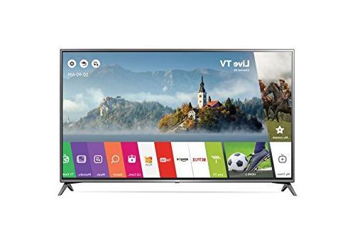 electronics 65uj6300 ultra smart tv
