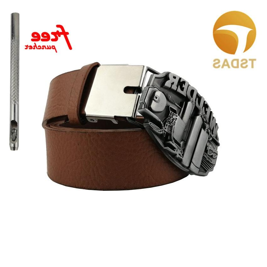 Fashion Accessory Silver <font><b>Belt</b></font> <font><b>Buckle</b></font> Pattern 8.3*6.2cm Metal <font><b>Buckle</b></font> Gift