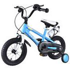 "12"" Freestyle Kids Bike Bicycle Children Boys & Girls w Trai"
