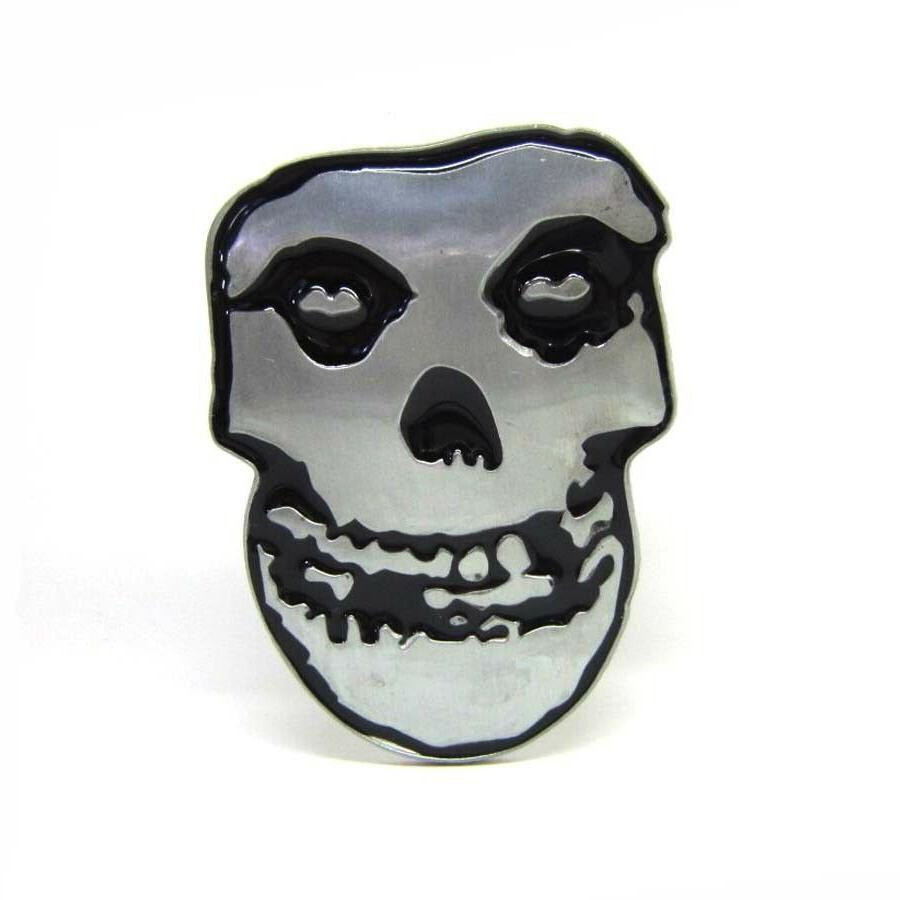 Gothic Punk Mens Bone Belt