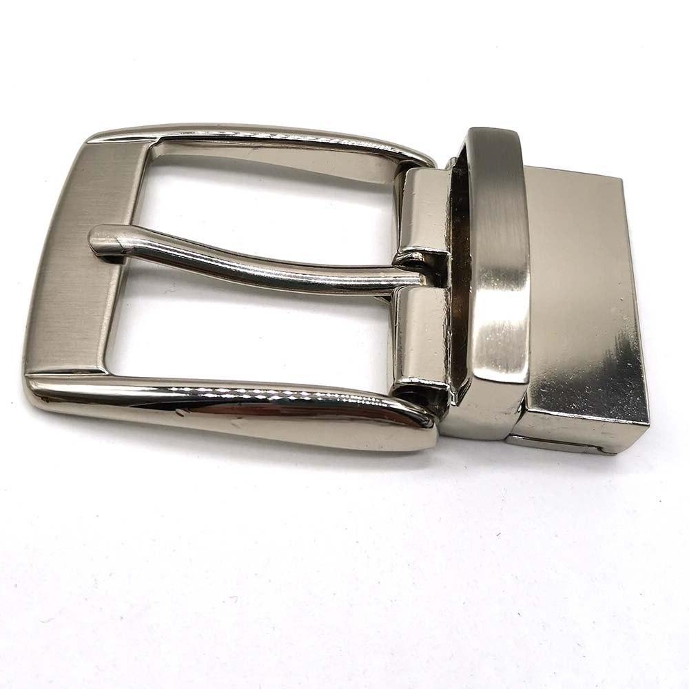 High quality zinc Brand <font><b>Buckle</b></font> Men Brand Designer <font><b>Leather</b></font> Waistband <font><b>Buckles</b></font> 3.5cm