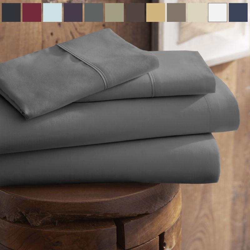 hotel quality bed sheets deep pocket 4