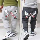 IK- Kids Boys Girls Unique Clothes Harem Pants Baby Cartoon