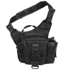 Maxpedition Jumbo Versipack, Black Multi-Colored