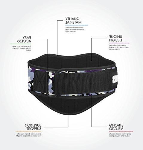 RIMSports Weight Belts