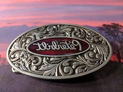 Peterbilt logo New design metal Buckle gift