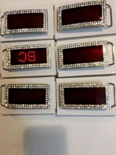 Lot LED Light Display Belt