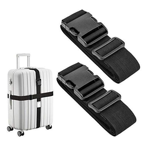 luggage straps suitcase belt add a bag