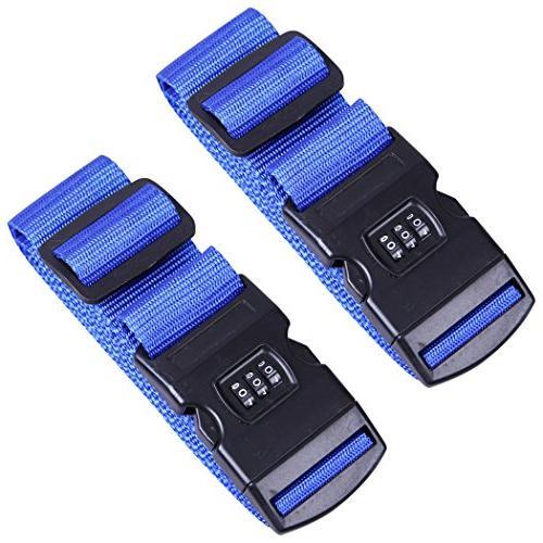 luggage straps suitcase belts bag