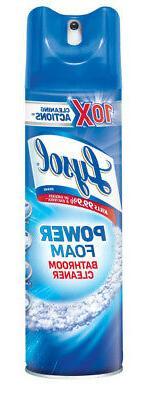 Lysol 4 in 1 Bathroom Cleaner, Island Breeze, Aerosol, 24-Ou