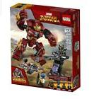 LEGO Marvel Super Heroes Avengers The Hulkbuster Smash-Up 76