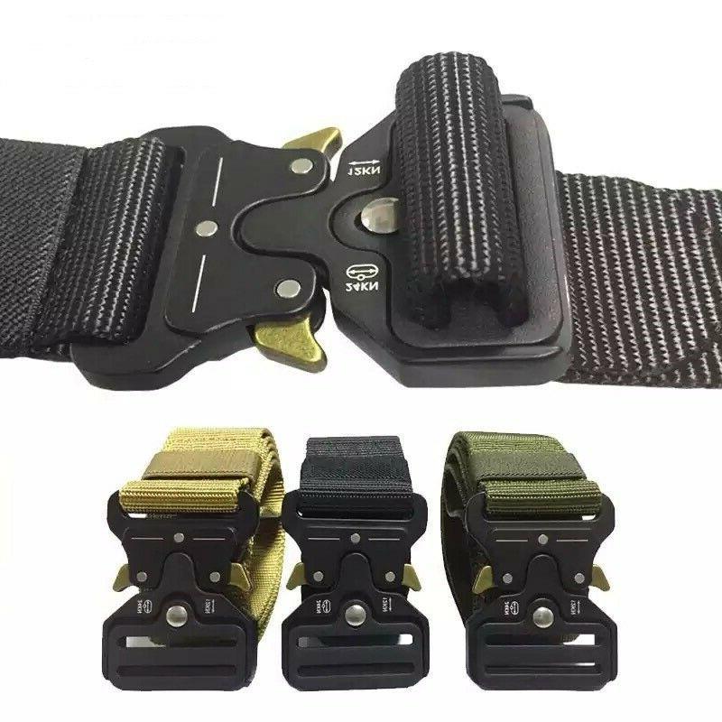 MEN Casual Army Belts