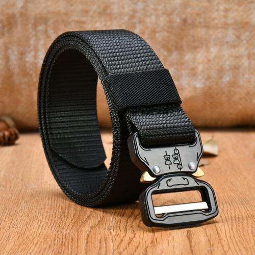men s adjustable military tactical gun belt