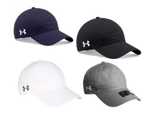 Under Armour Men's Baseball Cap Chino Relaxed Sport Hat Golf
