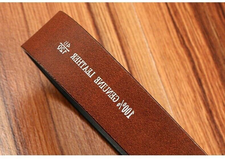 Men's Handcrafted Belt