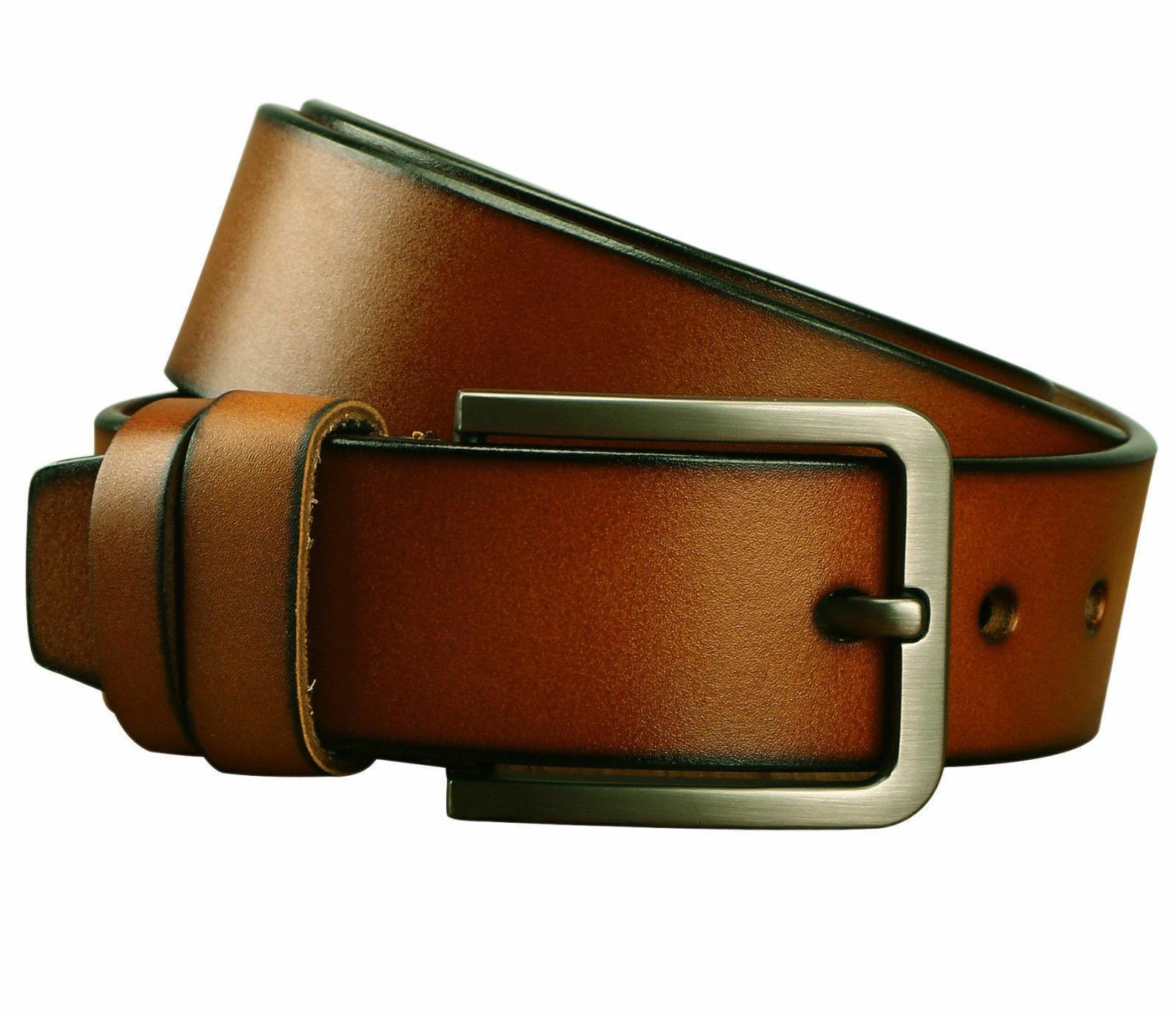 Men's Metal Handcrafted Genuine Belt