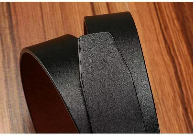 Men's Classic Buckle Handcrafted Belt