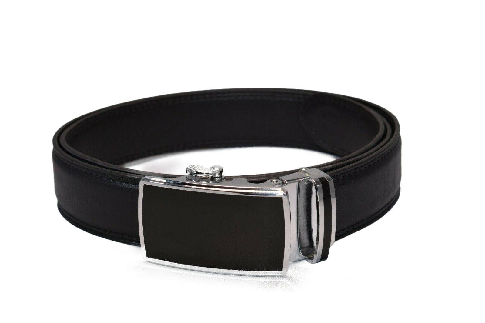 Men's Leather Belt-35mm--Adjustable Up 42--NEW LOW PRICE!