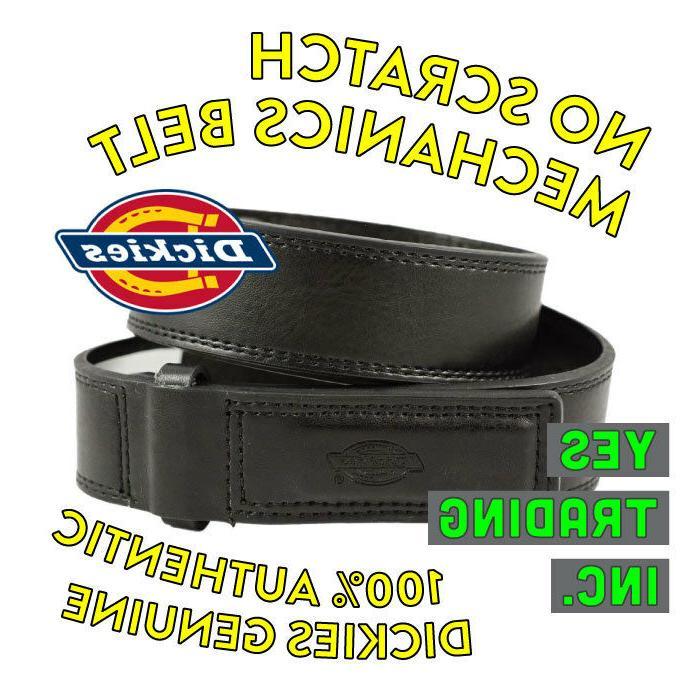 men s mechanics belt genuine black leather