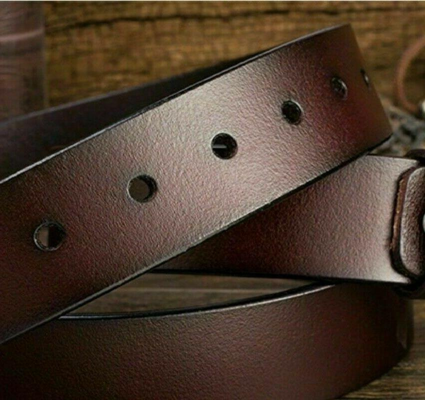 Mens Belts With Buckle STOCK