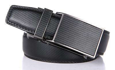 Marino Leather Dress Belt with Buckle,