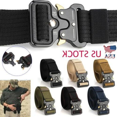 Mens Belt Buckle Combat Rescue Tool Adjustable USA