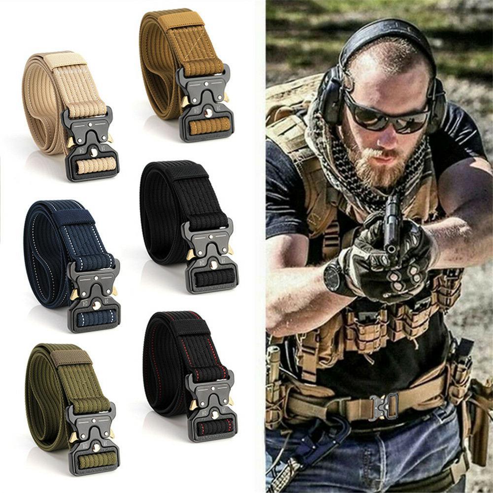 Mens Military Combat Waistband Tactical Tool