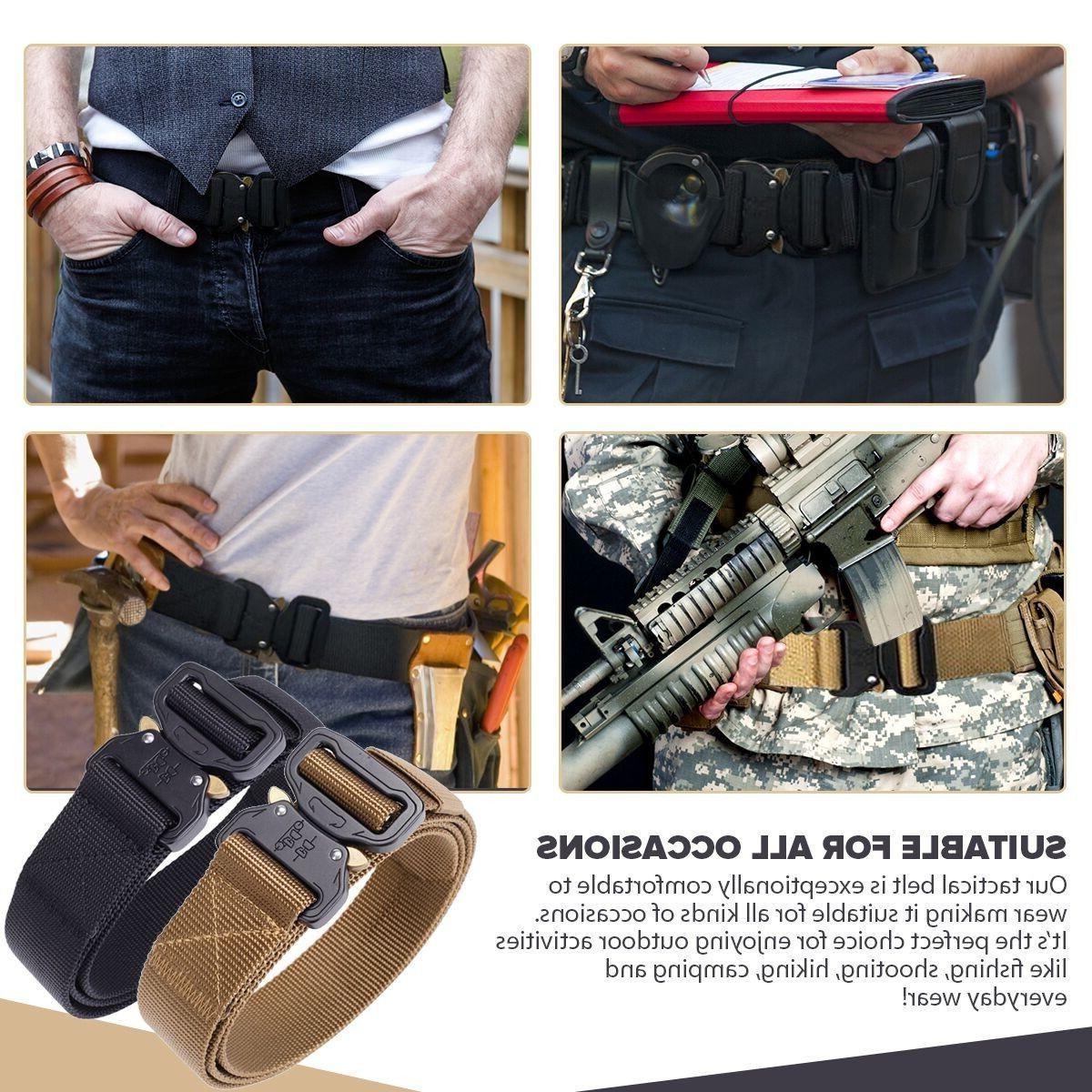 Mens Belt Adjustable