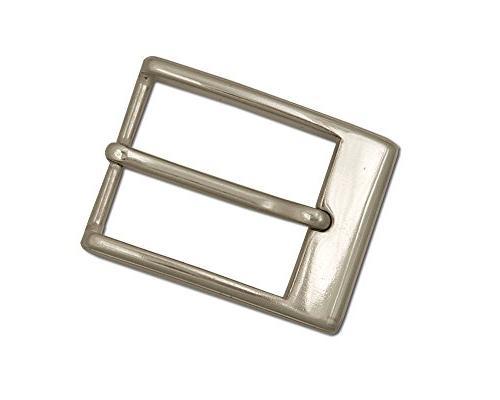 metro belt buckle solid brass