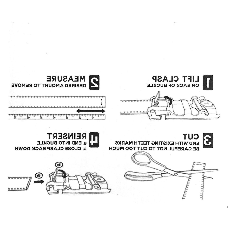 Microfiber Leather Belt For Adjustable Buckle