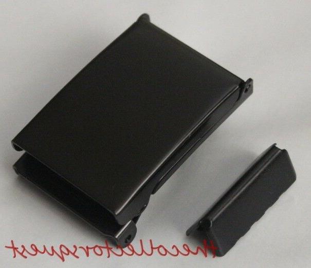 new 1 5 wide flip top black