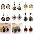New 1 Fashion Women Vintage Multicolor Earrings Bohemian Rou