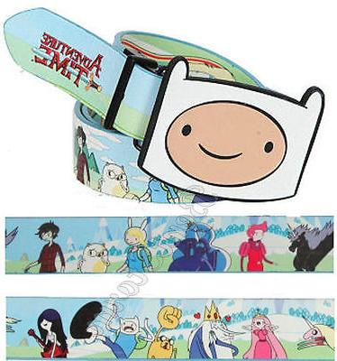 NEW Adventure Finn and Jake BELT