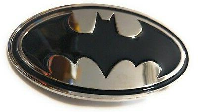 ~ NEW BATMAN and Black ~ BELT BUCKLE great for