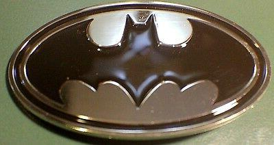 ~ BATMAN and BELT BUCKLE ~ great for con