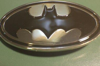 ~ NEW BATMAN and Black BELT BUCKLE great for con