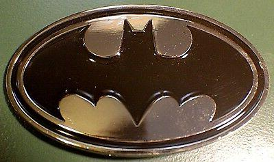 ~ NEW BATMAN and ~ BELT BUCKLE ~ for comic con