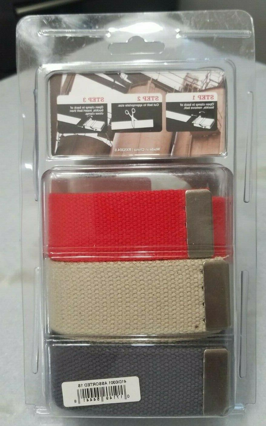New DICKIES Belt 3 Military