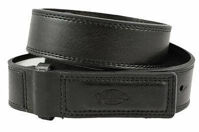 new mens leather covered buckle no scratch