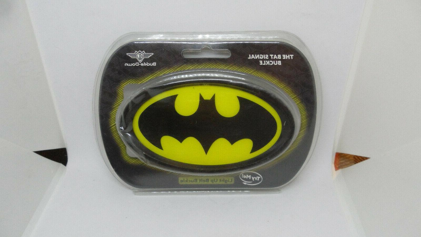 new officially licensed dc batman light up