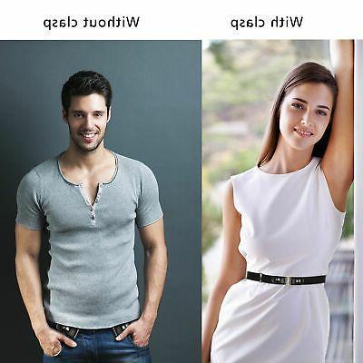 Belt Elastic to Pants Dresses