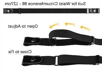 Belt Waist Up to Pants Dresses